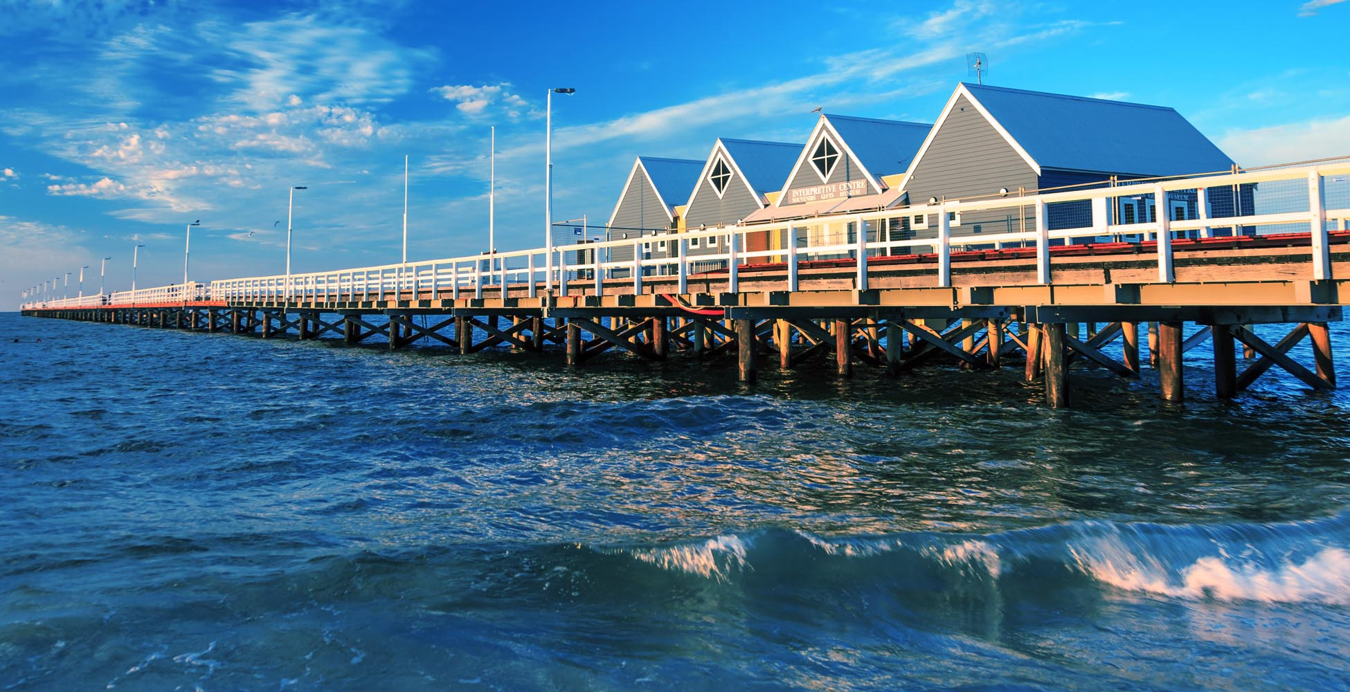 Busselton Jetty - Toggs Cottage